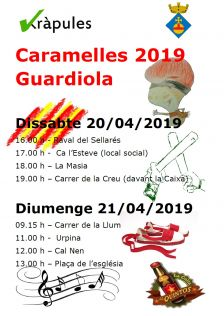 Caramelles 2019