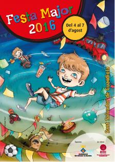 Poster Festa Major